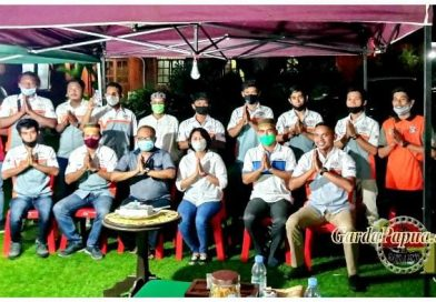 Rayakan Anniversary ke- 1, Y- VCI Tekad Jadi Club Motor Teladan Di Jalanan Sisar Matiti