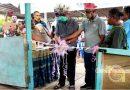 Resmikan Posko Bindes dan KM.04, Ali – Yohanis Tak Mau Berjanji Manis, Namun Beberkan Program Kerja