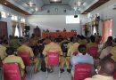 Plt Bupati Sorsel Buka Rapat Presentase Monev dan Sinkronisasi Realisasi APBD