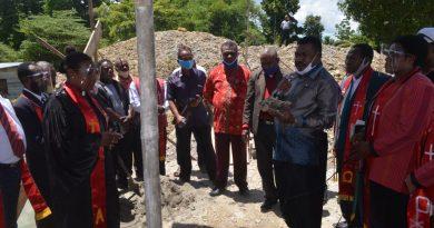 Ditengah Perayaan Syukur HUT Ke -23 Jemaat GKI Pengharapan Kikiso Teminabuan, Ada Berkat Tak Terduga