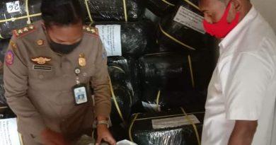 330 Orang Anggota Linmas Akan Turut Amankan TPS di Pilkada Kaimana
