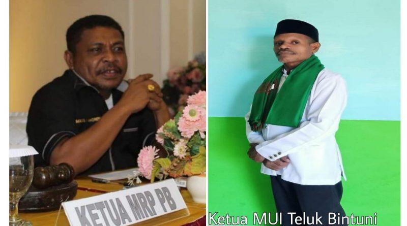 Soal Jabatan Sekda di Bintuni, MRPB dan MUI Tegaskan Untuk Diduduki OAP