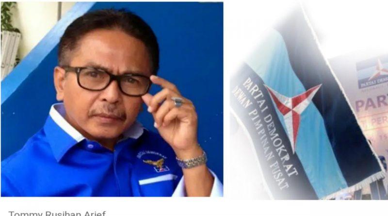 Bantah Supandi, TRA Sebut Demokrat Tanpa SBY dan AHY Ibarat Butiran Debu