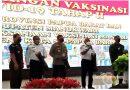 Pencanangan Vaksinasi Tahap II di Papua Barat Mulai Dilaksanakan
