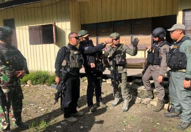 Satgas Nemangkawi : Cepat Atau Lambat Pelaku Penembak Guru dan Masyarakat Akan Tertangkap