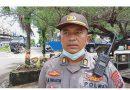 Pengamanan di Seputaran Amban – Mulyono, Polres Manokwari di Backup Brimob