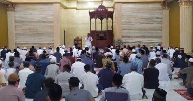 Umat Islam Sorong Selatan Laksanakan Sholad Ied Idul Fitri 1442 H