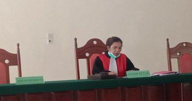 "Ketukan Palu Tiga Kali, Hakim PN Kaimana ""Tolak"" Bukti Bukti Termohon"