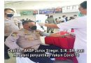 3 PJU dan 5 Kapolres Di Polda Papua Barat Dimutasi, AKBP Junov Siregar, S.IK, S.H Kini Jabat Kapolres Bintuni