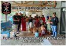 HUT DPD M1R ke – II, Anak – Anak Maluku Salam Sarane Papua Barat Kunjungan Kasih di Panti Asuhan
