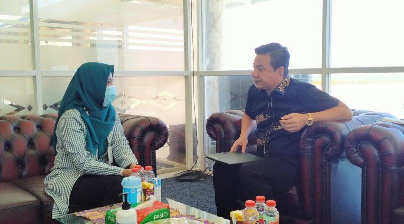 Bertemu Kepala BPJS, Bupati Freddy Thie Dorong OAP Terakomodir sebagai Peserta