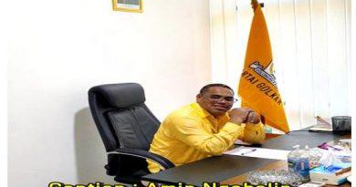 Sikapi Sejumlah Oknum yang Tak Puas Musda IV Teluk Bintuni, Wasekjen DPP Golkar Angkat Bicara